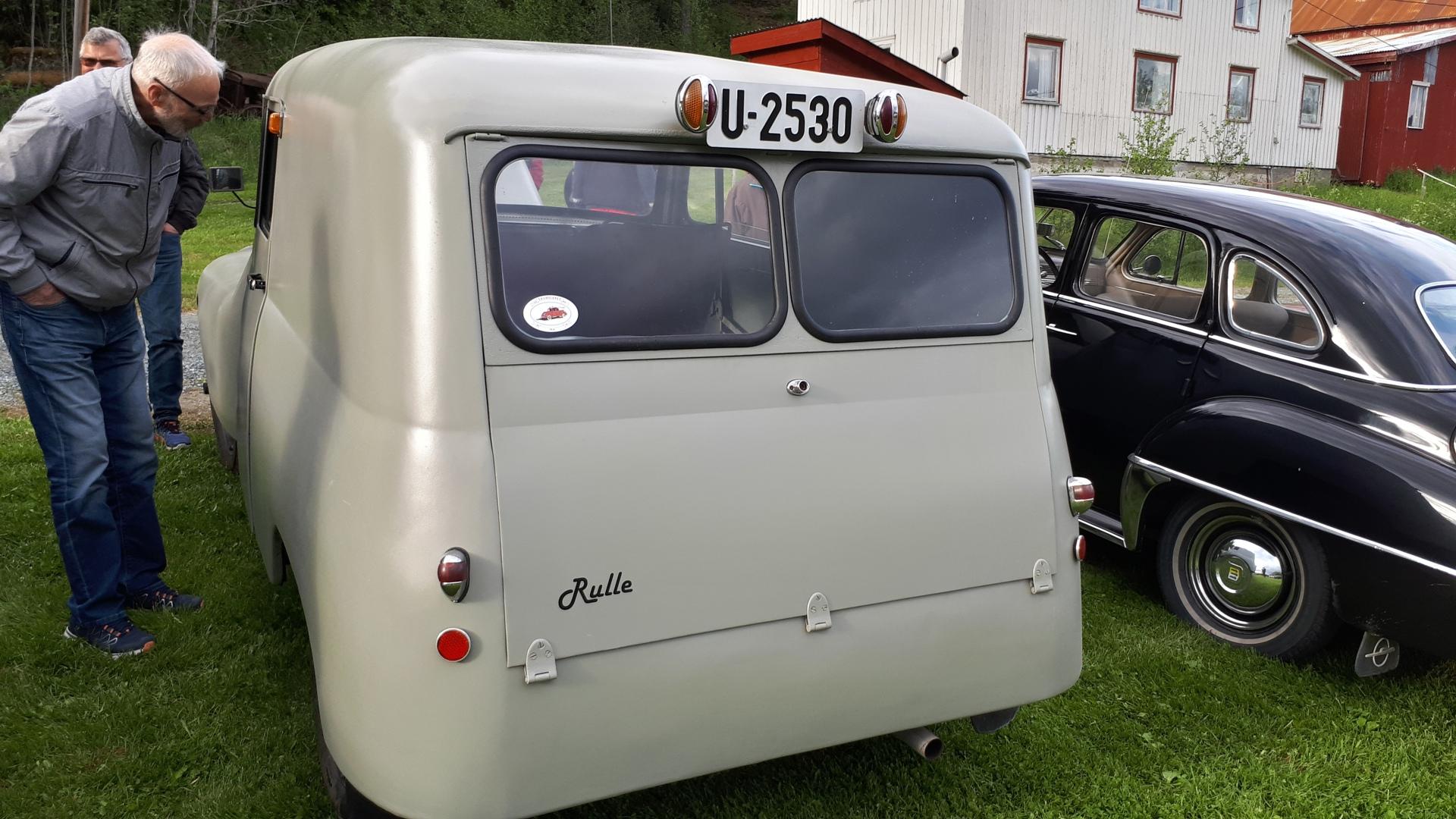 Bilen Rulle fra Orkganger