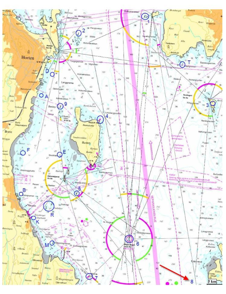 Tirsdags regatta 26 Mai