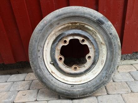 Hjul til VW gis bort