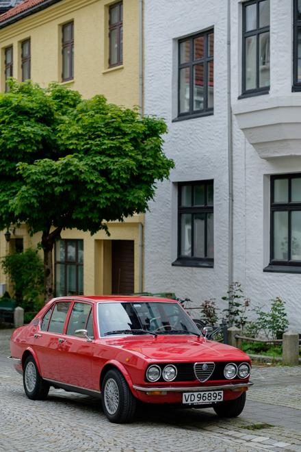 Foto: MIKAEL TJEMSLAND. Fra Alfanytt #4/2017 – magasin for Klubb Alfa Romeo Norge. Gjenbruk er kun tillatt med Alfanytt-redaktørens skriftlige samtykke.