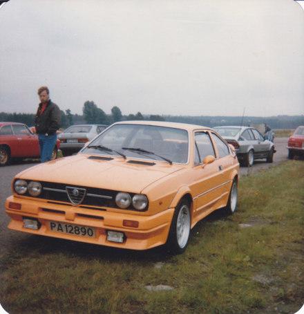 Fra Alfanytt – magasin for Klubb Alfa Romeo Norge. Gjenbruk er kun tillatt med Alfanytt-redaktørens skriftlige samtykke.