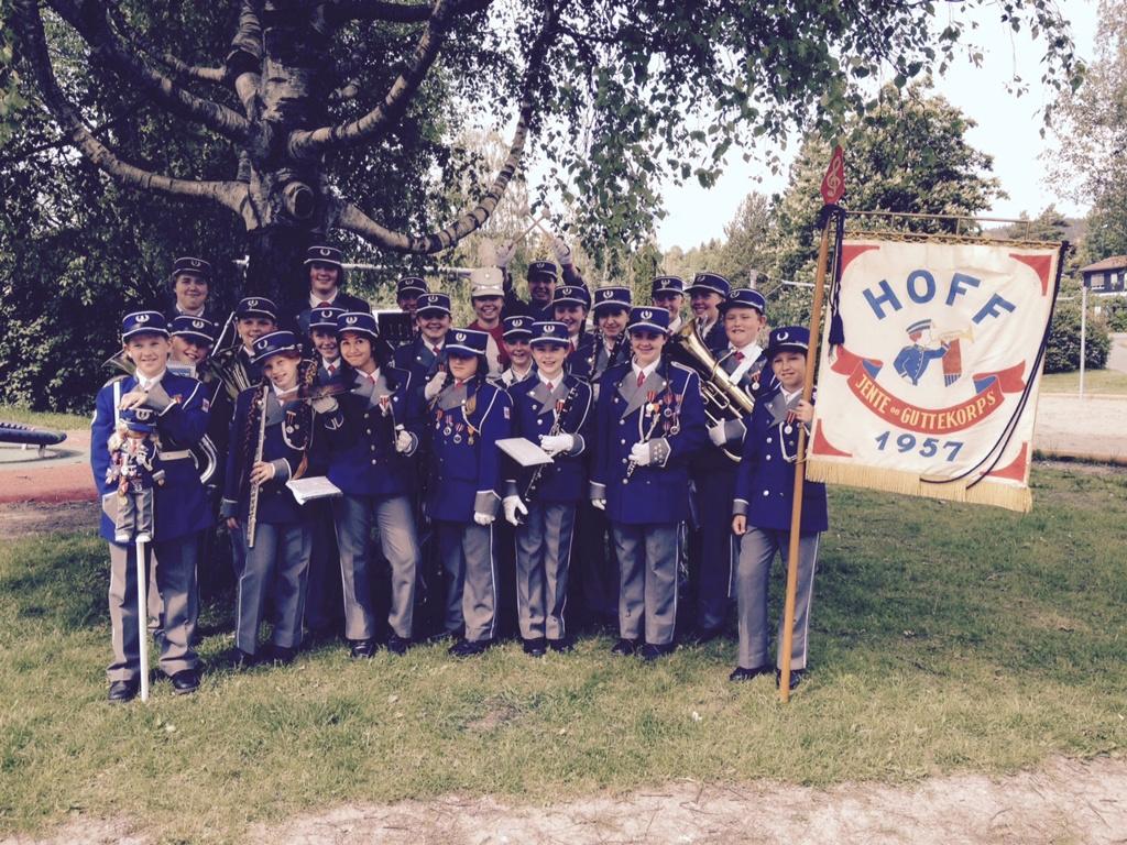Korpstur sommeren 2015