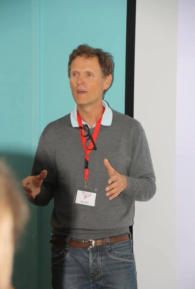 Foredrag fra Team Bergen ved kjeveortoped Paul K.