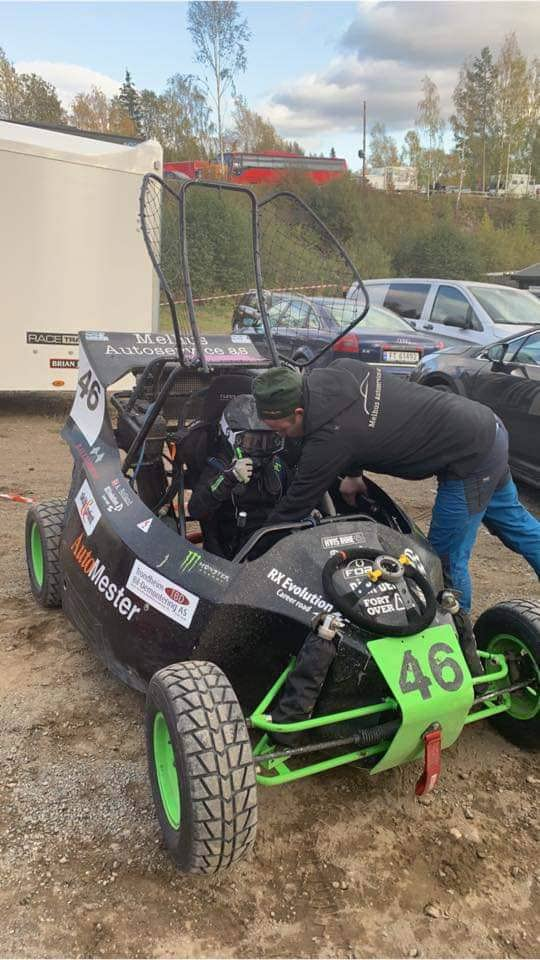 NM Runde i Crosskart 2019