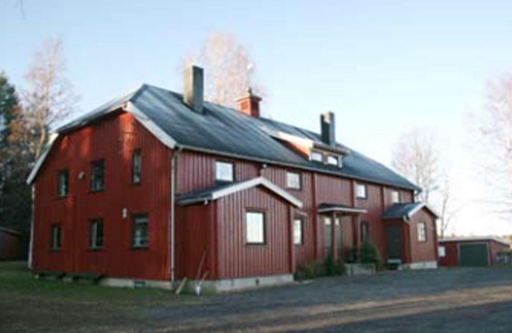 Forsamlingshuset Folkvang på Algarheim i Ullensaker, fra 1929.
