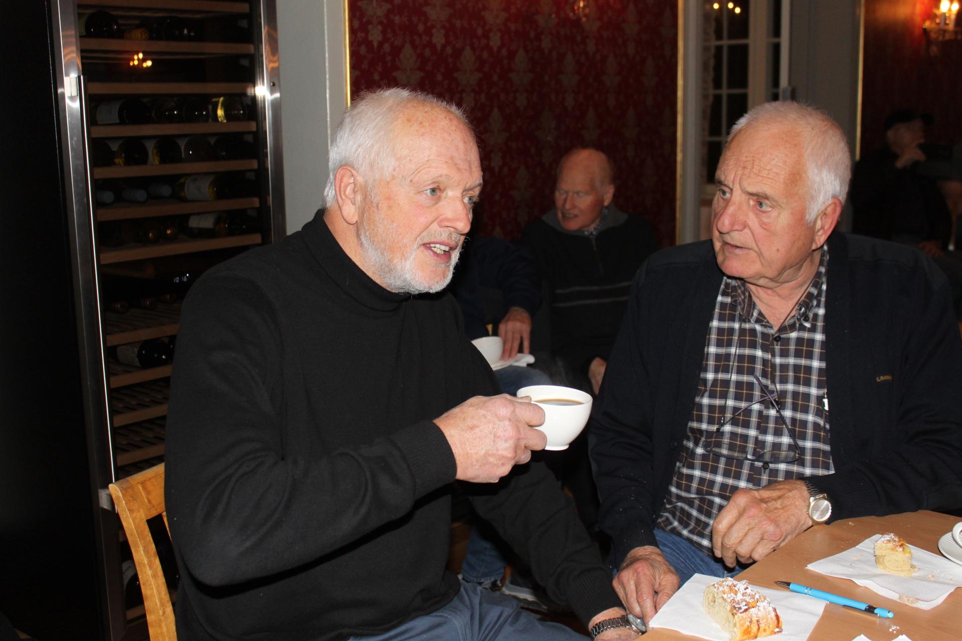 Vormsund - Frits og Torstein