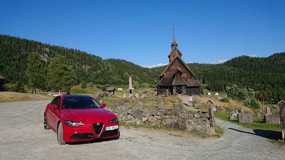 Foto: KRISZTIÁN KONSZKY. Fra Alfanytt #2/2019 – magasin for Klubb Alfa Romeo Norge. Gjenbruk er kun tillatt med Alfanytt-redaktørens skriftlige samtykke.