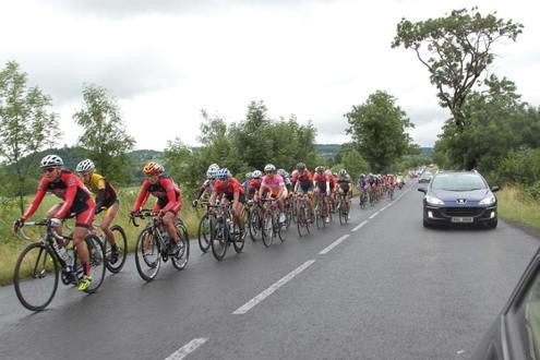 Bilder fra Tour de Feminin, Tsjekkia