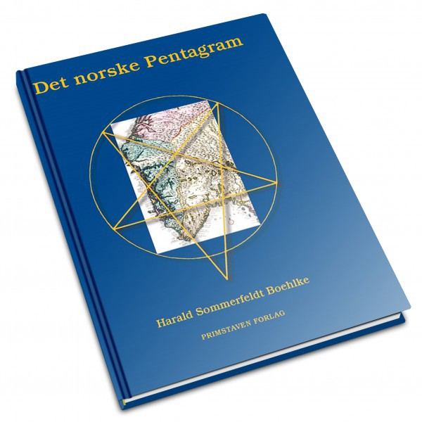 Studiemøte 14.3 viet boken «Det Norske Pentagram»