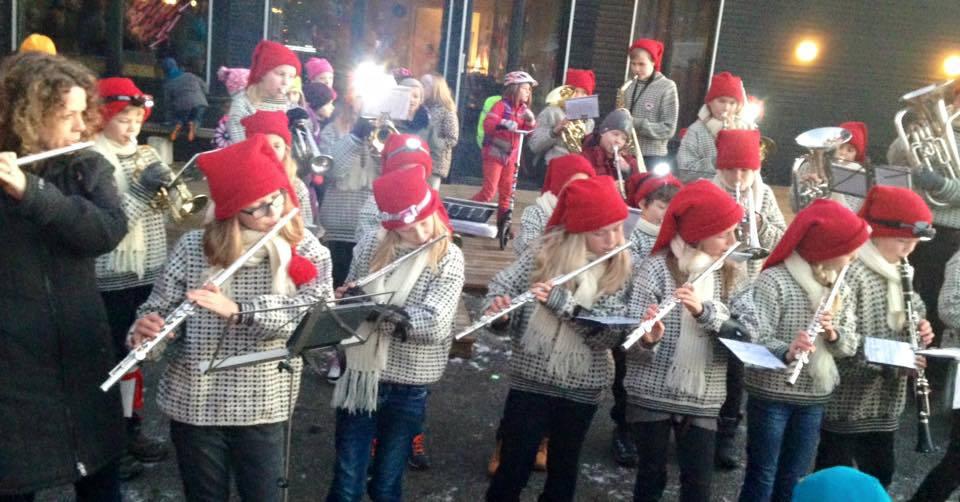 FløytespillereJulegran