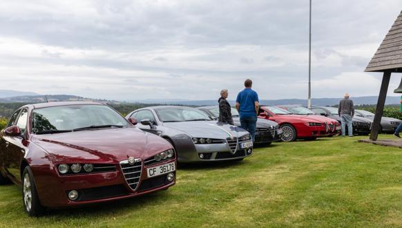 Foto: DANIEL WIDNES og KAROLINE NORDLI WIK. Fra Alfanytt #4/2019 – medlemsblad for Klubb Alfa Romeo Norge. Gjenbruk er kun tillatt med Alfanytt-redaktørens skriftlige samtykke.