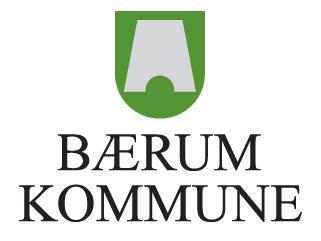 Møte med administrasjonen i Bærum kommune