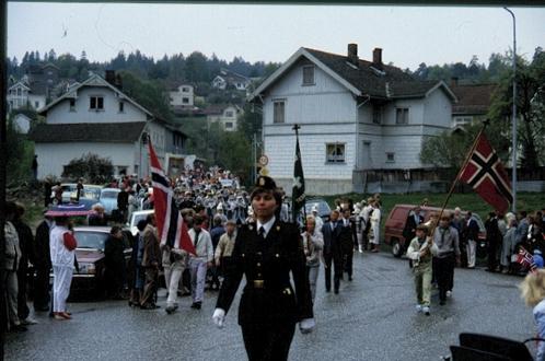 Her er bilder fra 17 mai 1984