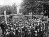 Fra møtet på Jessheim 1. august 1920