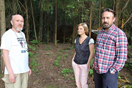 Skogen på Båstadmyra har en viktig rolle