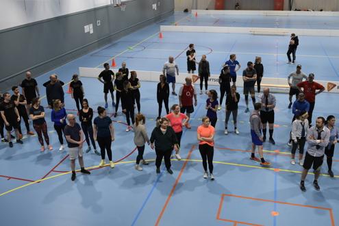 Kanonball turnering 20.02.2020