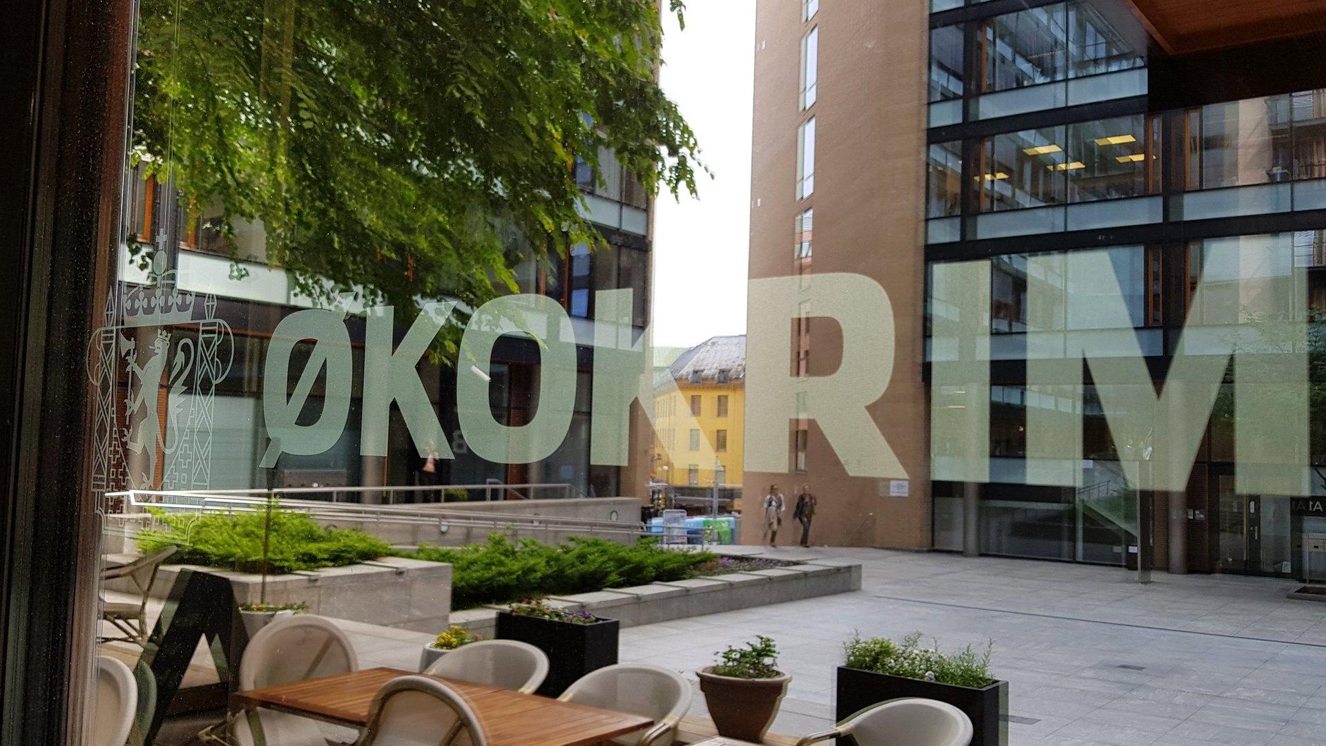 ØKOKRIM-logo