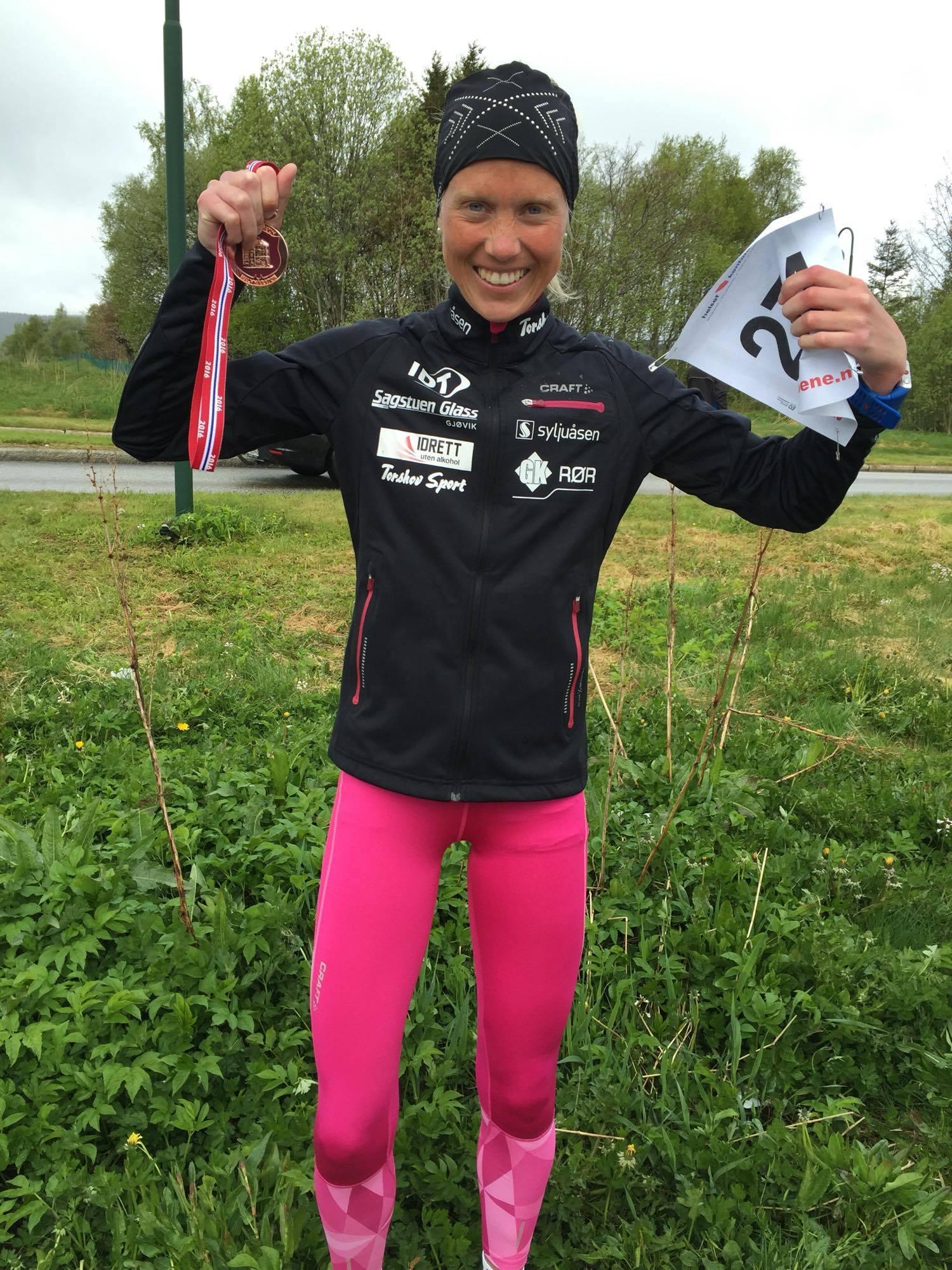 Marthe Katrine til EM!