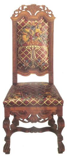 Nytt gyllenlær på gammel stol.jpg