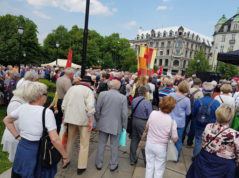 Demonstrasjon 2019