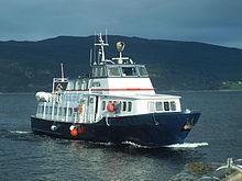 Bokbåten kommer 25 november