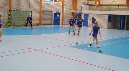 J18 Regionserien Molde - Stjørdal HK 12-25 (5-12)