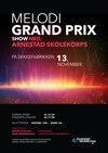Artikkelbilde til artikkelen Melodi Grand Prix - Show med Arnestad Skolekorps