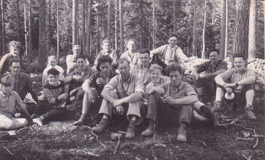 Historiske bilder fra Nybygda IL