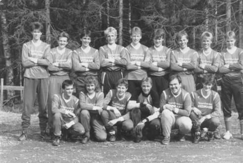 Historiske bilder Fotball