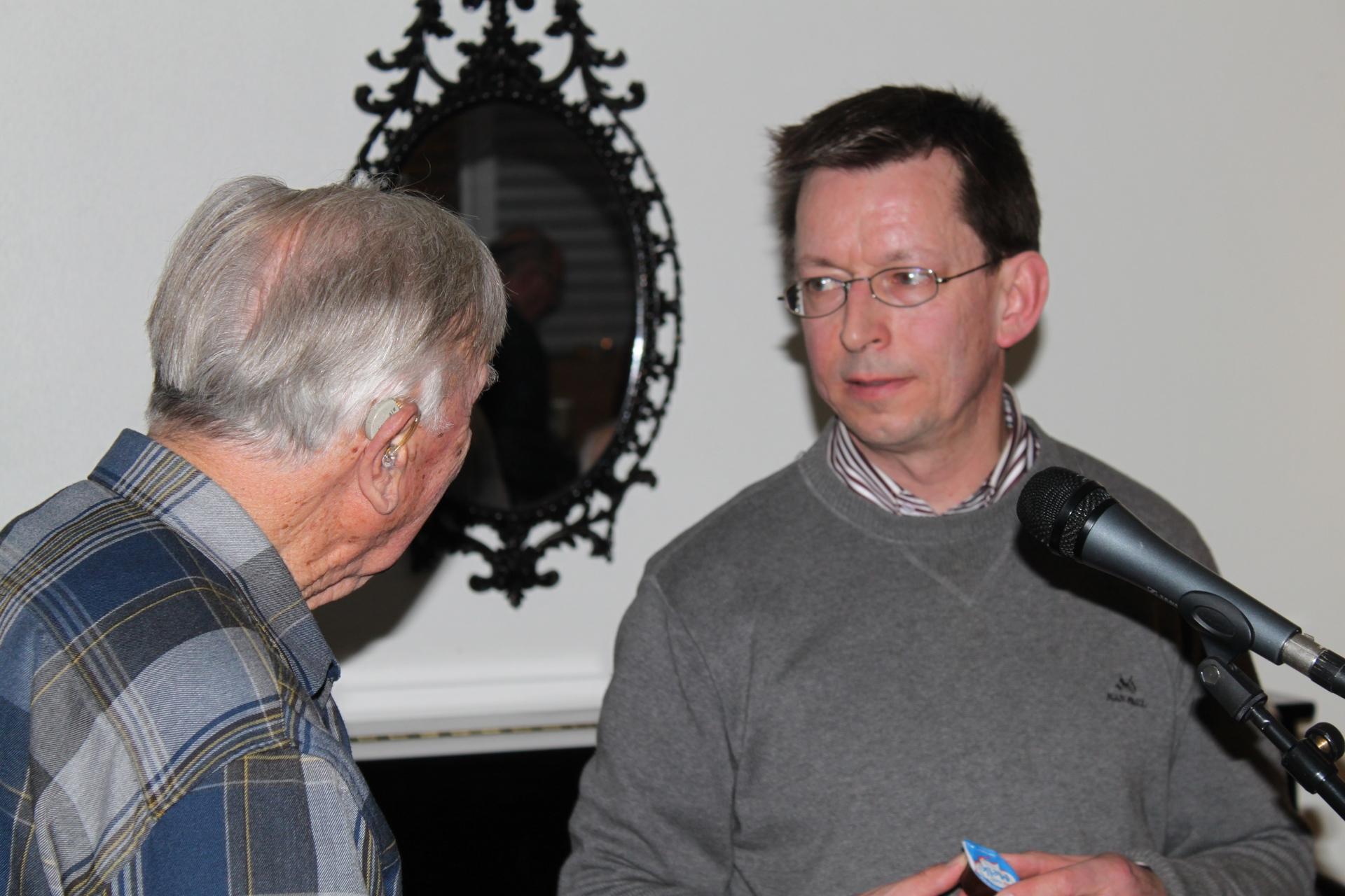 Møte 2012 om Paal Berg