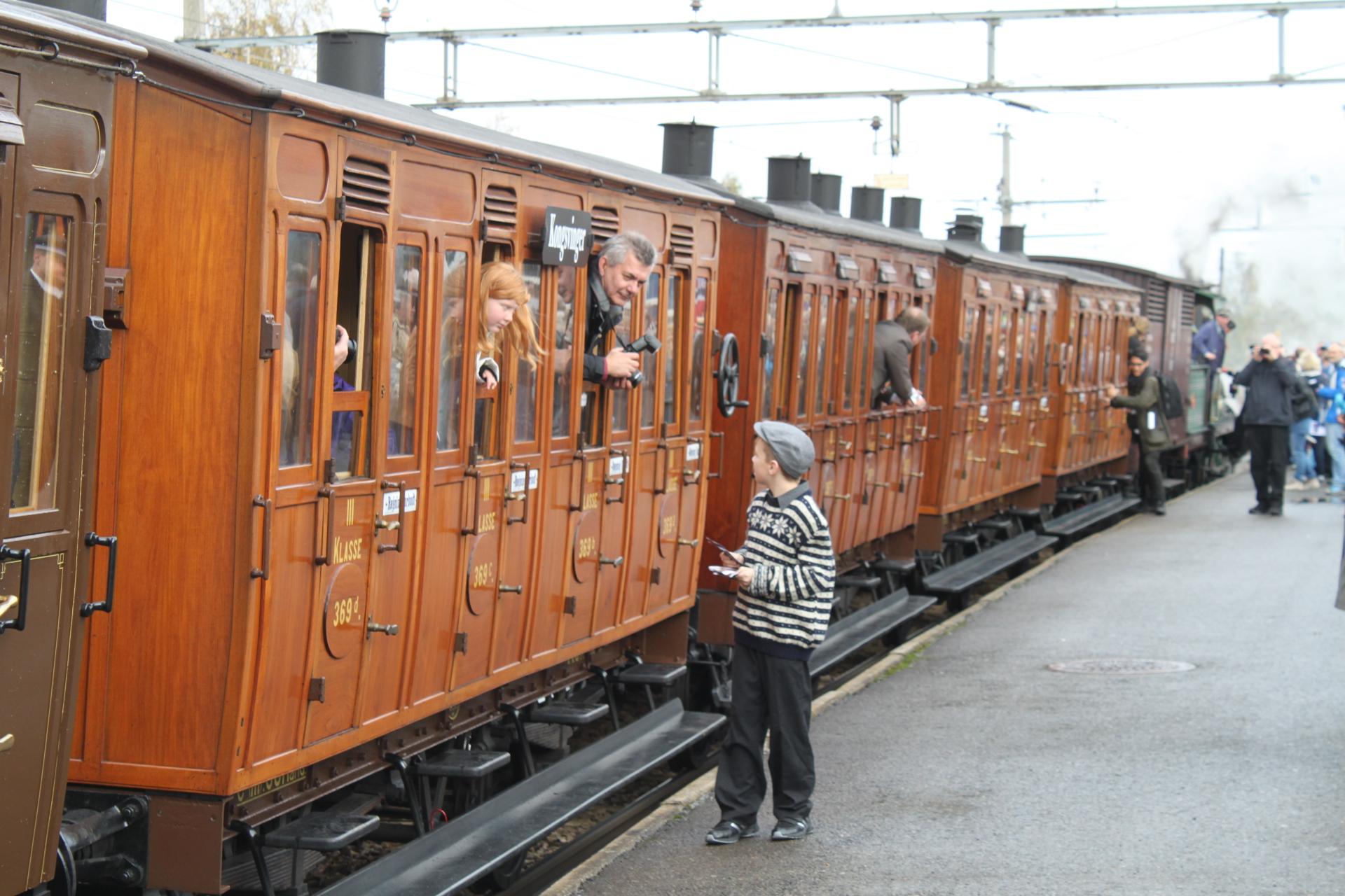 Kongsvingerbanen 150 år i 2012