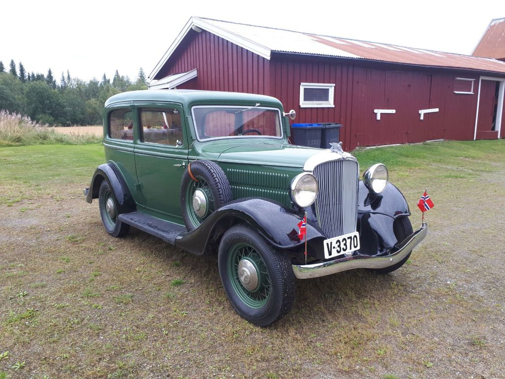 Essex Terraplane SIX 1933