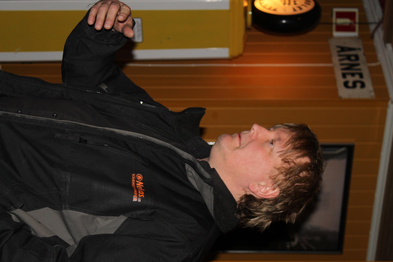 Jon Troli fortalte om Bluesklubben og Pakkhuset