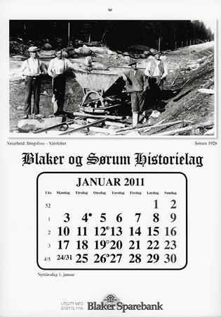 Kalender - 2011