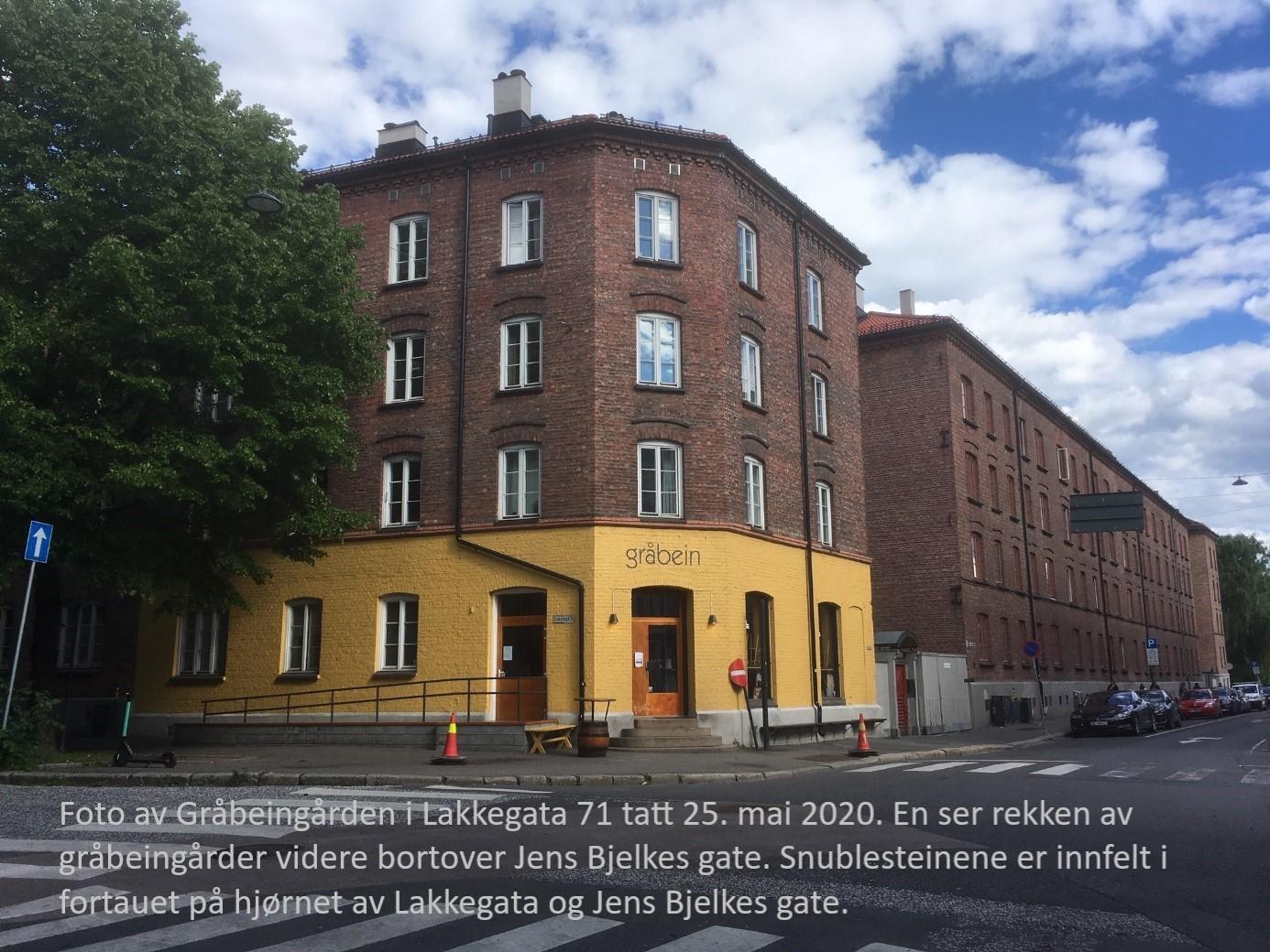Gråbeingården i Lakkegata 71, 2020.jpg