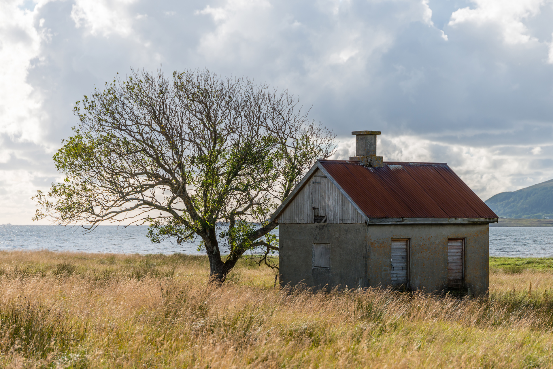 Huset ved stranden