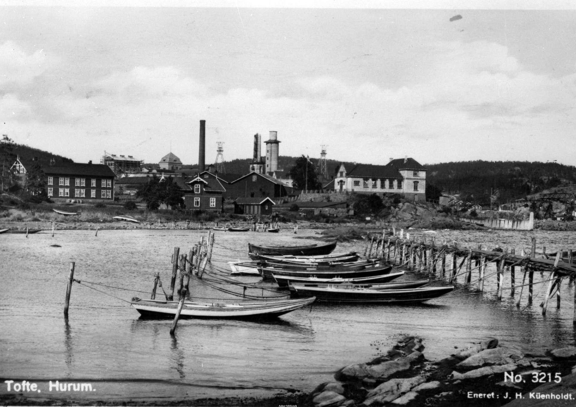 Tofte båthavn 1928.jpg