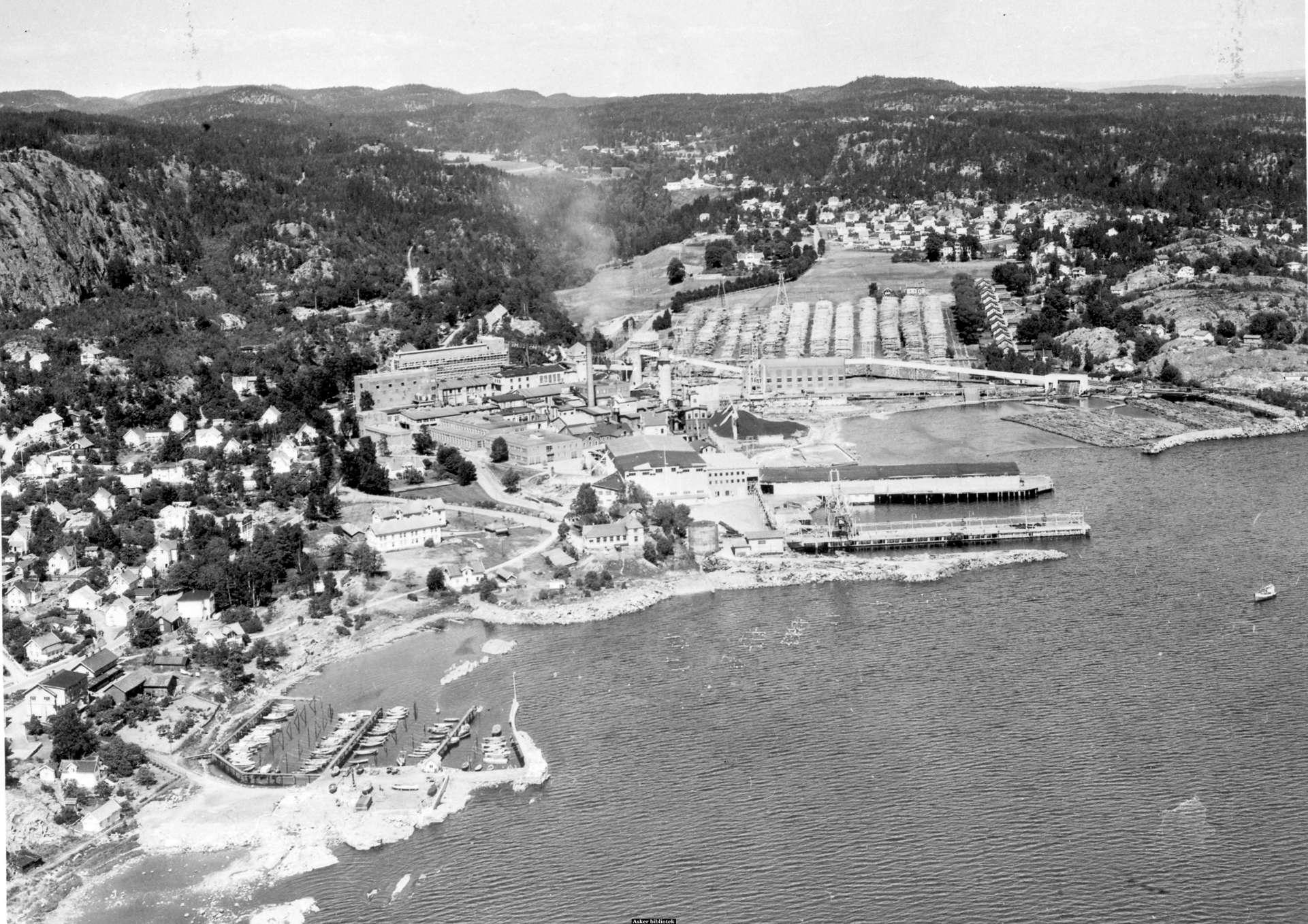 Tofte båthavn 1959.jpg
