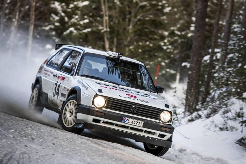 Rally-NM: Aurskog Høland Rally på lørdag