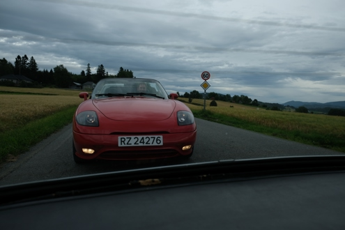 Foto: MARIT EKLO. Fra Alfanytt #3/2020 – medlemsblad for Klubb Alfa Romeo Norge. Gjenbruk er kun tillatt med Alfanytt-redaktørens skriftlige samtykke.