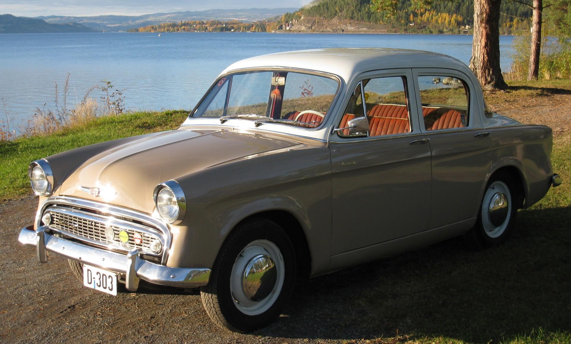 1958 Hillman Minx S II