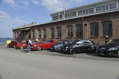 Foto: LESLIE GAYES. Fra Alfanytt #4/2018 – medlemsblad for Klubb Alfa Romeo Norge. Gjenbruk er kun tillatt med Alfanytt-redaktørens skriftlige samtykke.