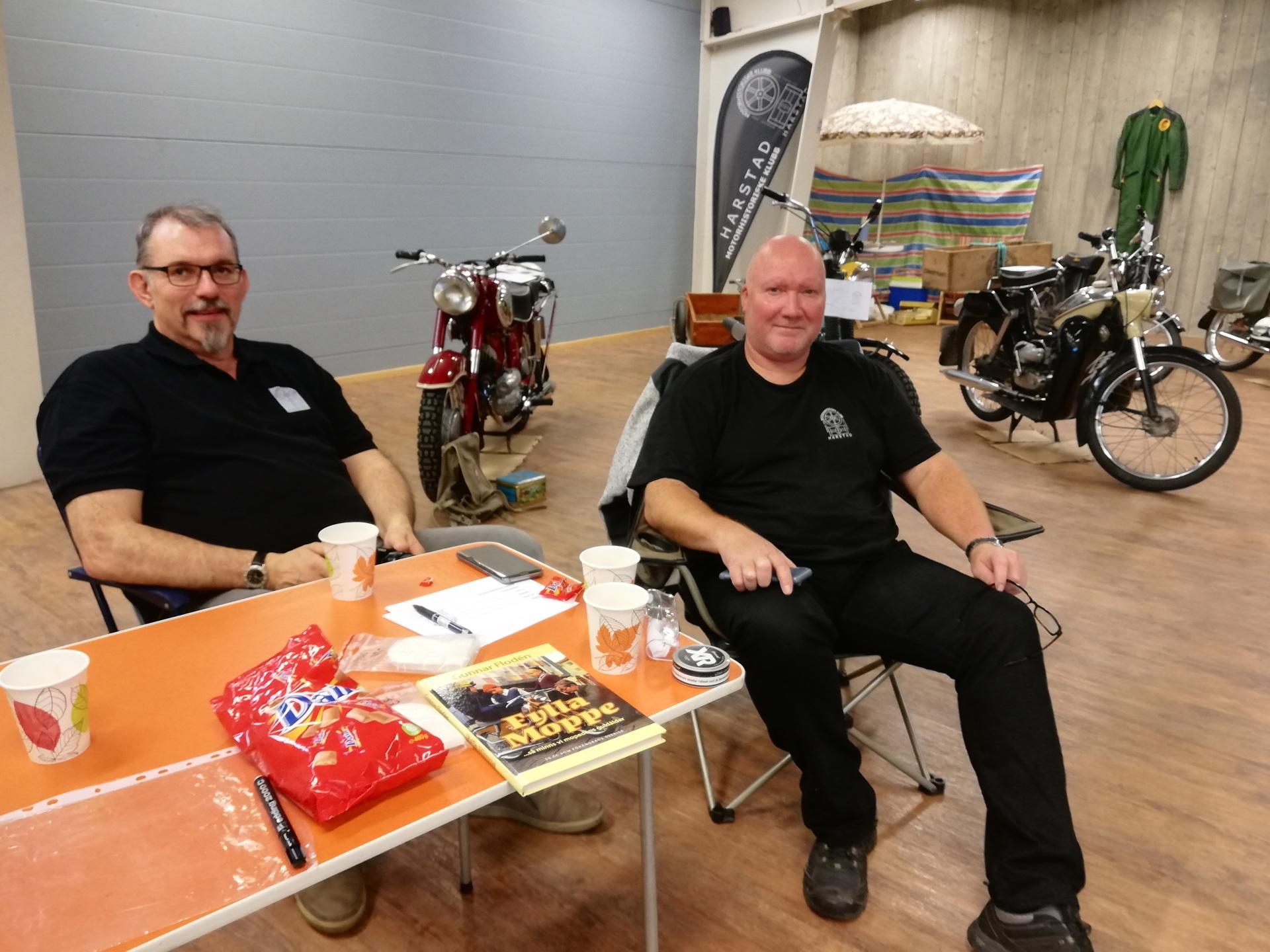 Leif B.Pedersen og Glenn Edqvist i HMHK. .jpg