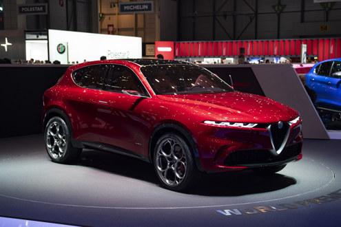 FOTO: Alfa Romeo / FCA