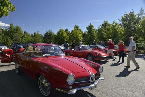 Foto: LESLIE GAYES. Fra Alfanytt #3/2016 – medlemsblad for Klubb Alfa Romeo Norge. Gjenbruk er kun tillatt med Alfanytt-redaktørens skriftlige samtykke.