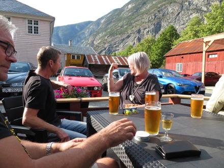 FOTO: Arve Wik. Fra Alfanytt #3/2019 – medlemsblad for Klubb Alfa Romeo Norge. Gjenbruk er kun tillatt med Alfanytt-redaktørens skriftlige samtykke.