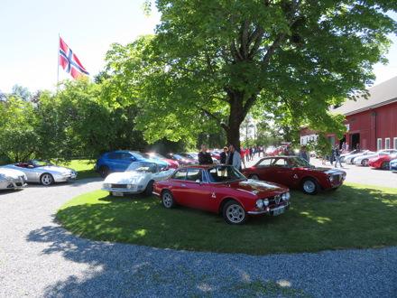 Foto: KAROLINE NORDLI WIK. Fra Alfanytt #3/2020 – medlemsblad for Klubb Alfa Romeo Norge. Gjenbruk er kun tillatt med Alfanytt-redaktørens skriftlige samtykke.
