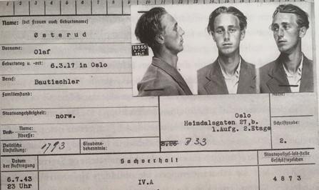 Olaf Østerud - Gestapos reg - Riksarkivet.jpg
