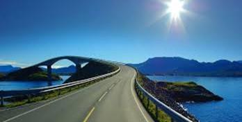 Bilder ifm tur til Nord-Vestlandet juni 2021