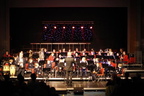 Luciakonsert i Klæbuhallen 8. desember 2017